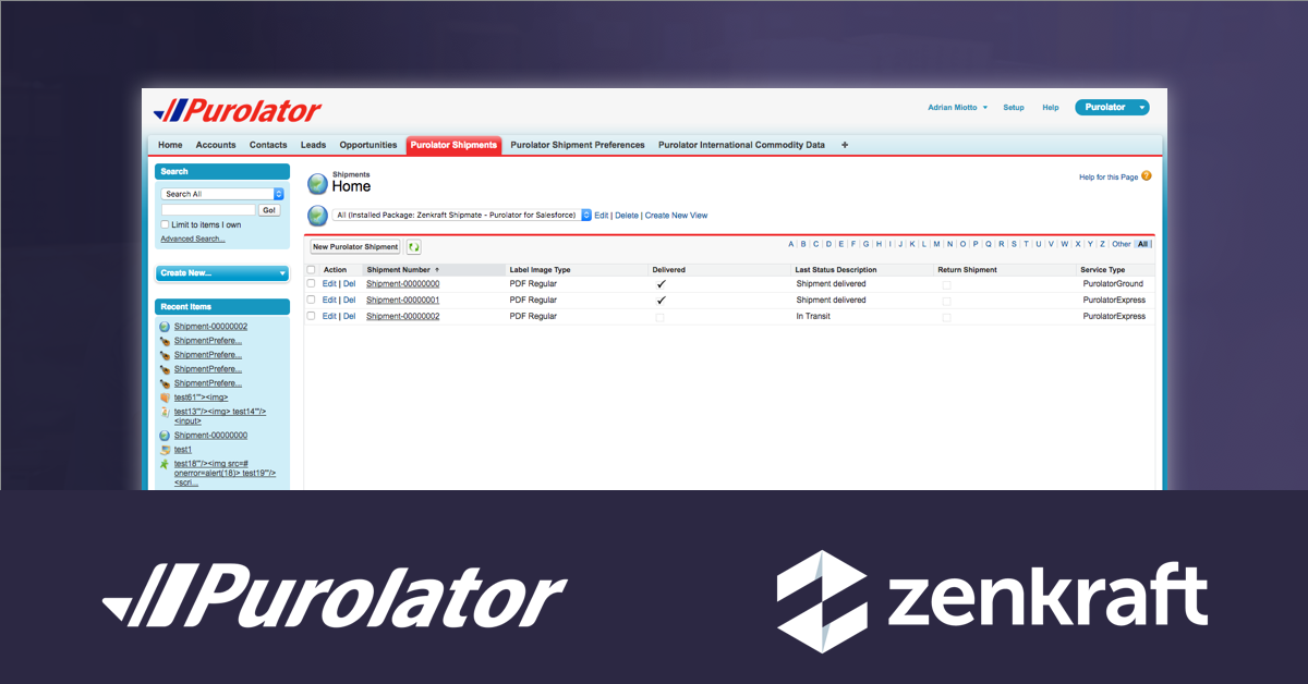 purolator and zenkraft